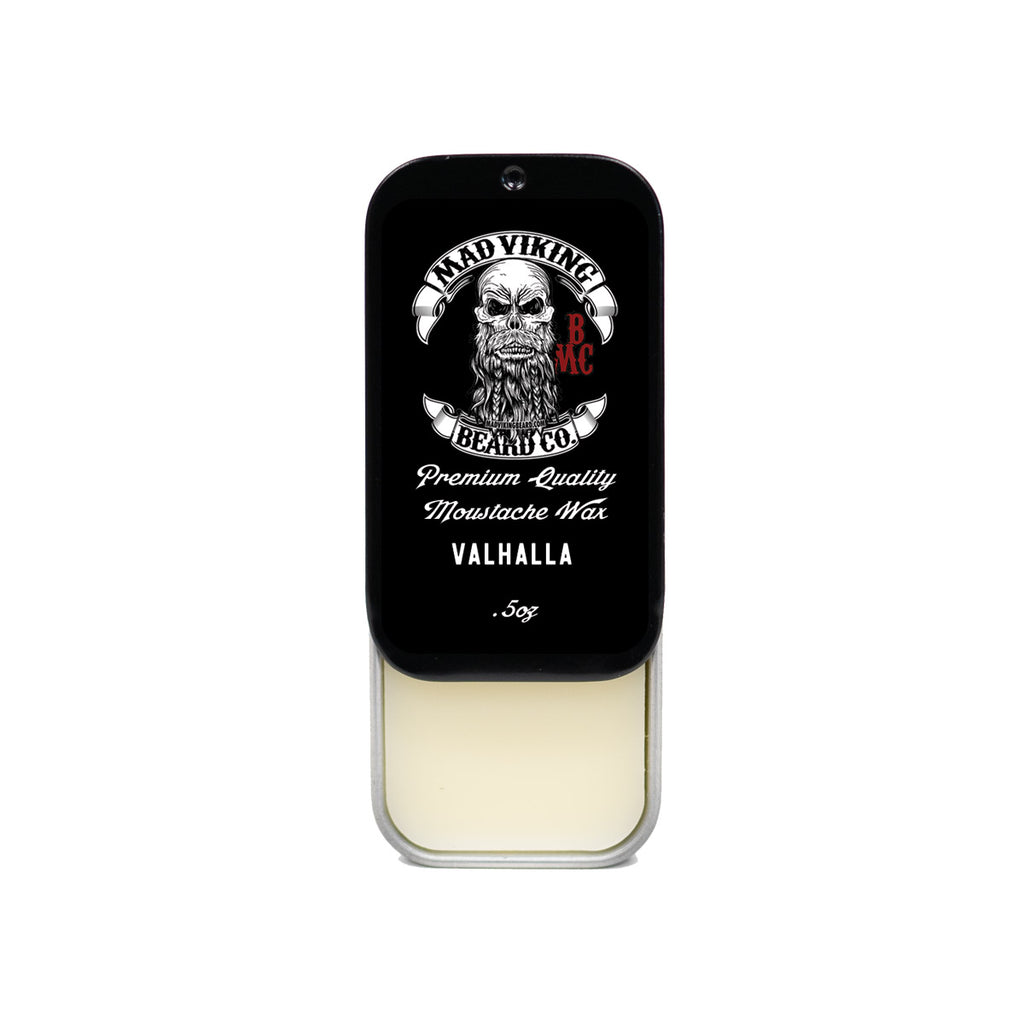 Valhalla Moustache Wax