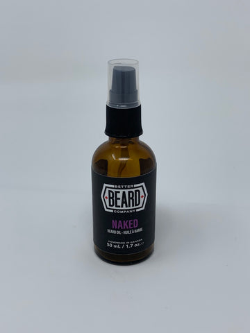 BEARD OIL - NAKED