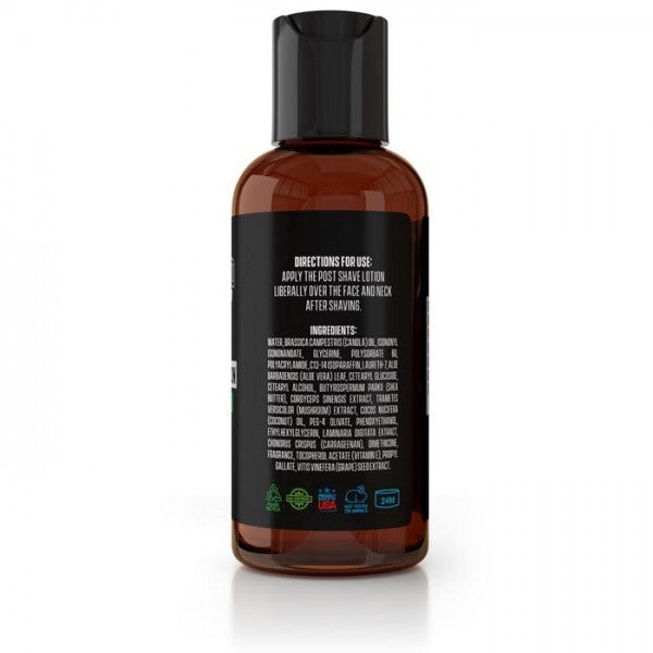 Natural Unscented Post Shave Lotion