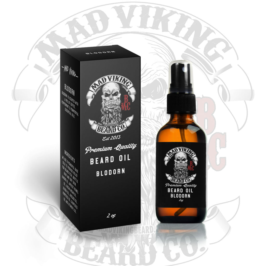 Blodorn Beard Oil