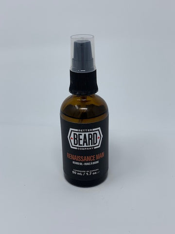 BEARD OIL - RENAISSANCE MAN
