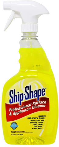 SHIP SHAPE PROFESSIONAL SURFACE AND APPLIANCE CLEANER 32 oz