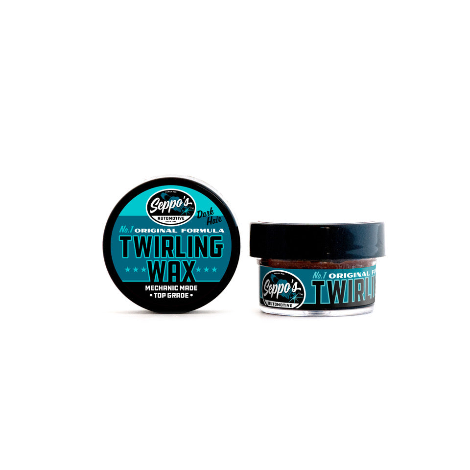 Seppos Twirling Wax – Dark Hair