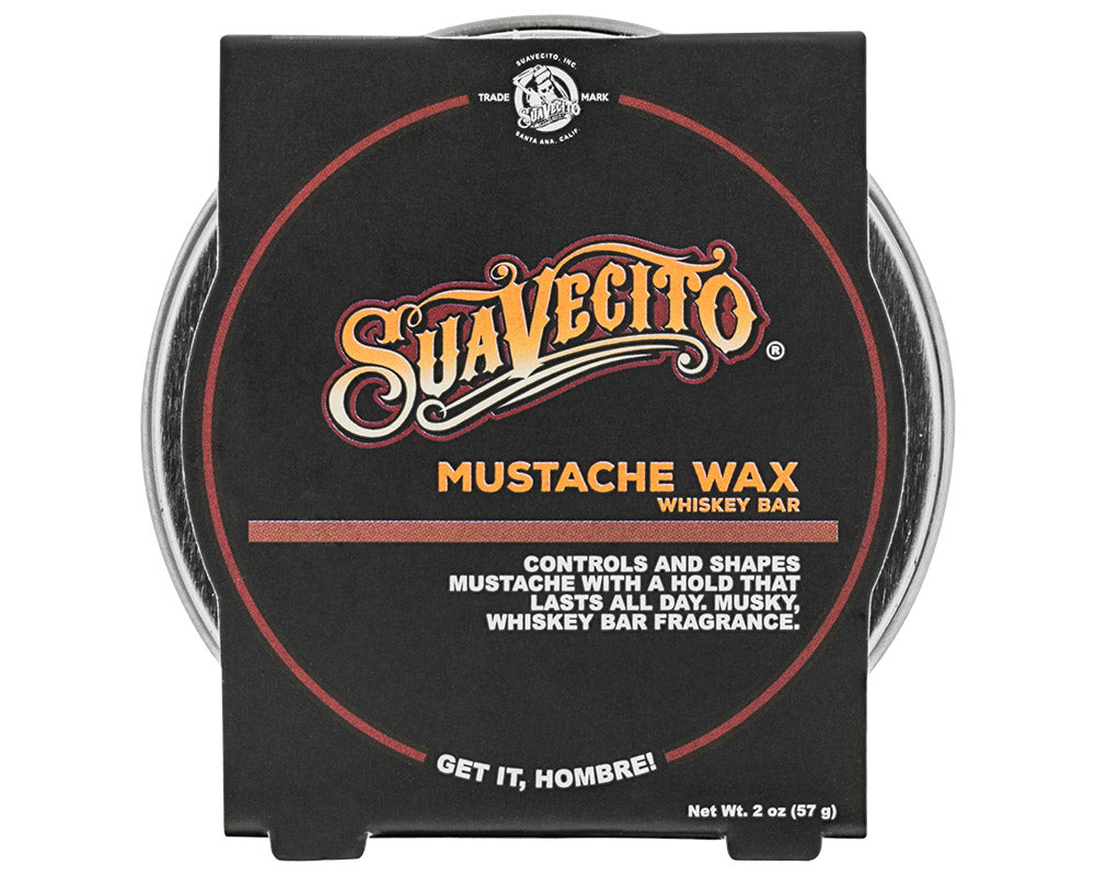 MUSTACHE WAX – WHISKEY BAR