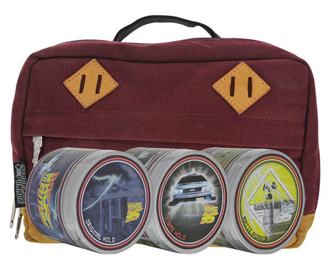 Suavecito x Back to the Future 35th Anniversary Set