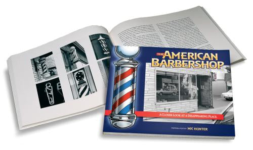 THE AMERICAN BARBER SHOP BOOK