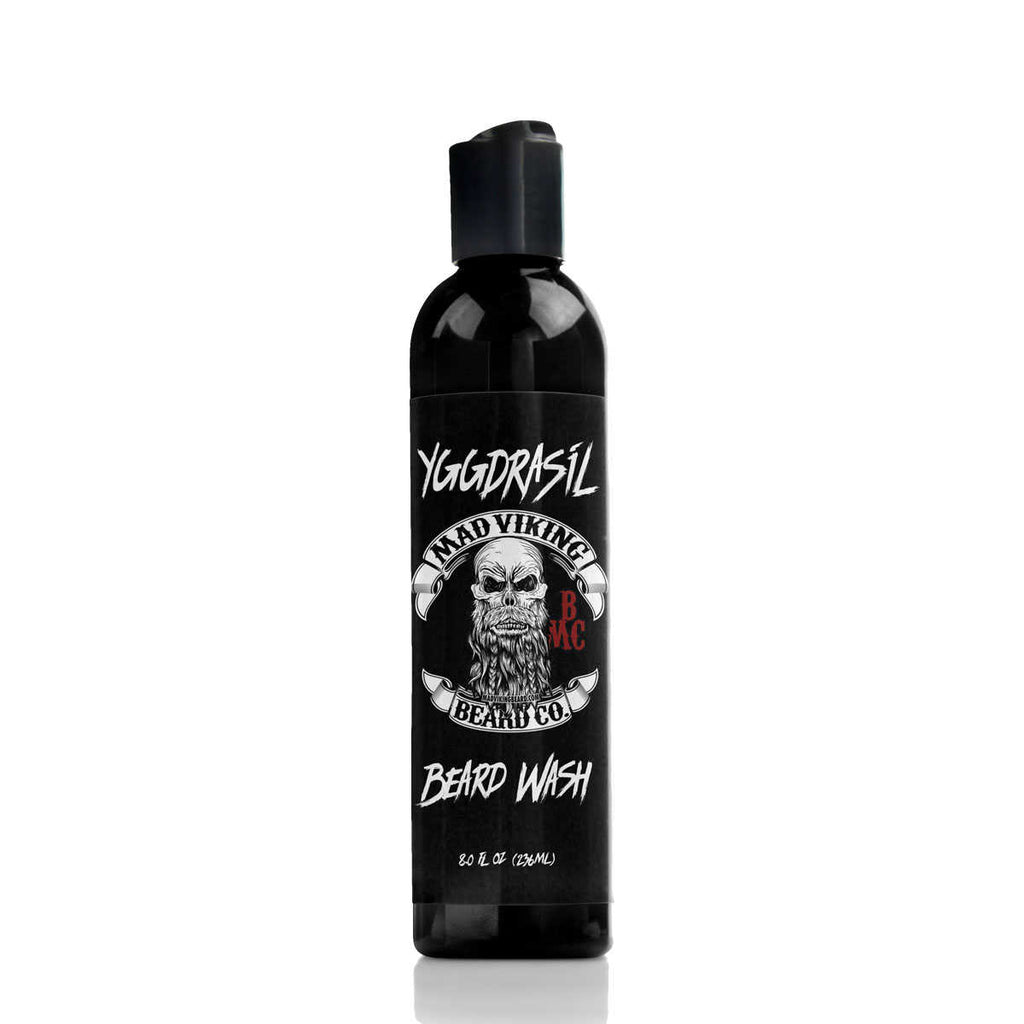 Mad Viking Yggdrasil Beard Wash