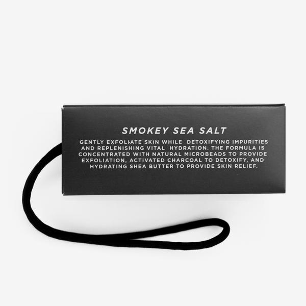 Exfoliating Charcoal Soap on a Rope