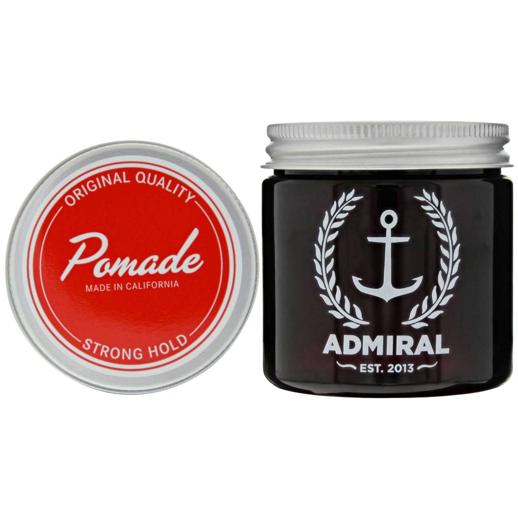 ADMIRAL - CLASSIC POMADE - 4oz