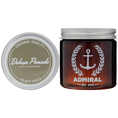 ADMIRAL - DELUXE POMADE - 4oz