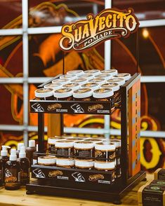 SUAVECITO - SUAVECITO COUNTER DISPLAY RACK