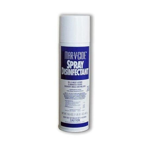MAR-V-CIDE SPRAY DISINFECTANT 16.5 oz.