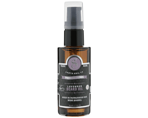 LAVENDER BEARD OIL
