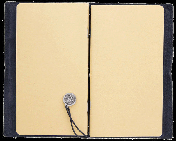 LEATHER NOTEBOOK - SPB X TIM HENDRICKS