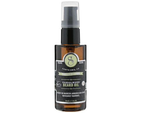 SANDLEWOOD BEARD OIL