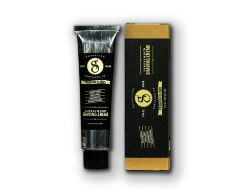 SANDALWOOD SHAVING CREME