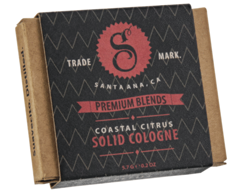 COASTAL CITRUS SOLID COLOGNE