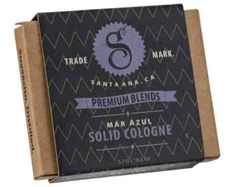 MAR AZUL SOLID COLOGNE