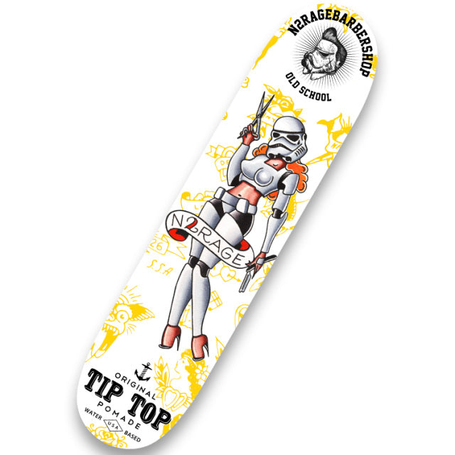 TROOPER GIRL DECK