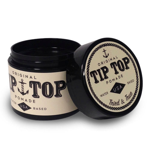 TIP TOP  - ORIGINAL HOLD POMADE - 4.25oz