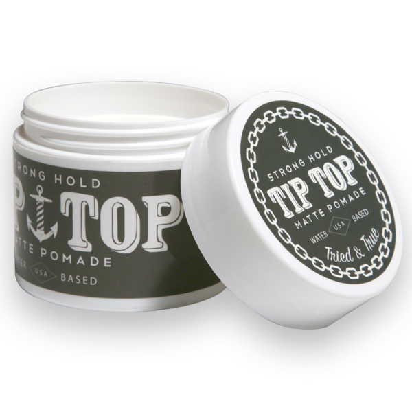 Strong Hold Matte Pomade