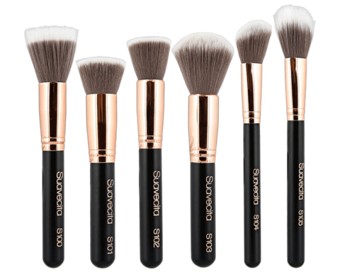 Face Make up Brush Set