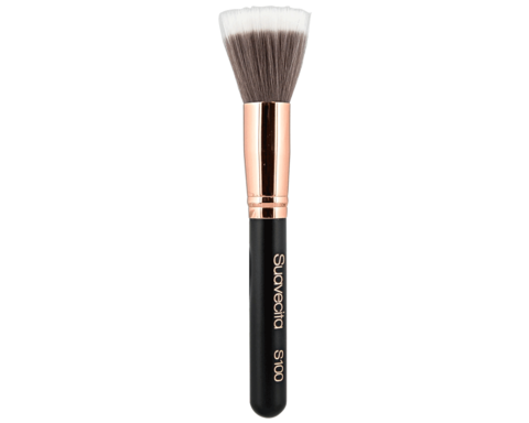 Stippling Face Brush Ð S100