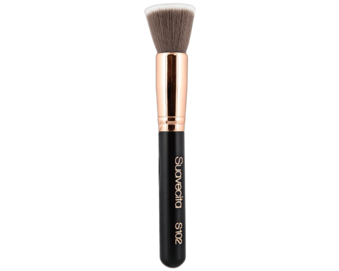 Flat Top Face Brush Ð S102