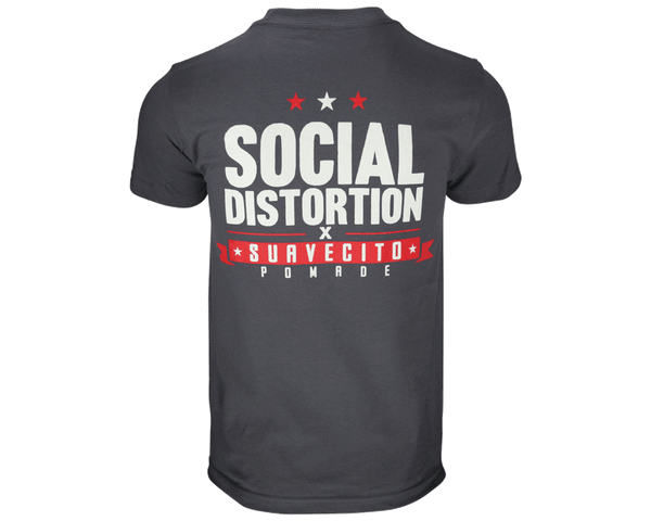 Social Distortion Pocket Tee