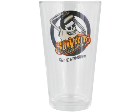 TOP LOGO PINT GLASS
