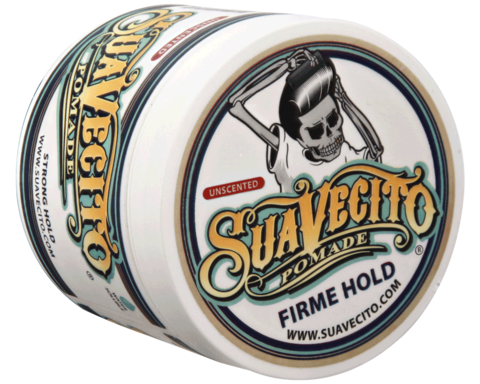 SUAVECITO - FIRME HOLD - UNSCENTED POMADE - 4 OZ