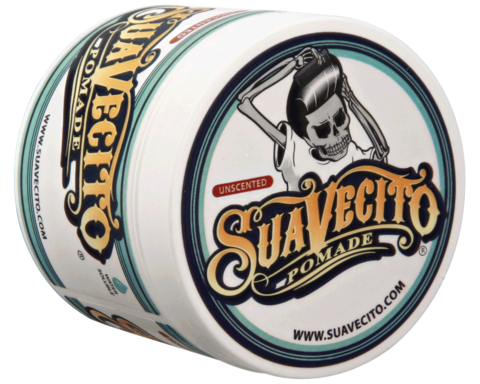 SUAVECITO - ORIGINAL HOLD - UNSCENTED POMADE - 4 OZ