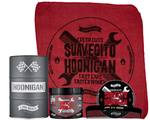 Hoonigan Original Hold Oil Barrel Set
