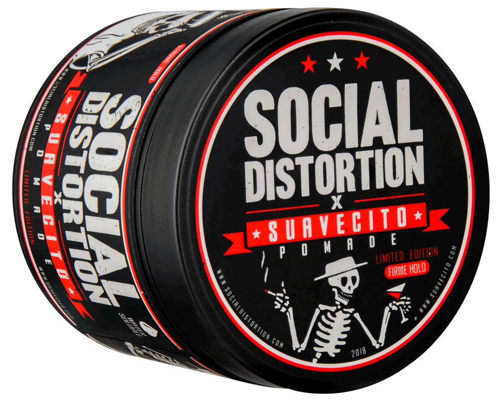 Social Distortion Firme Hold Pomade
