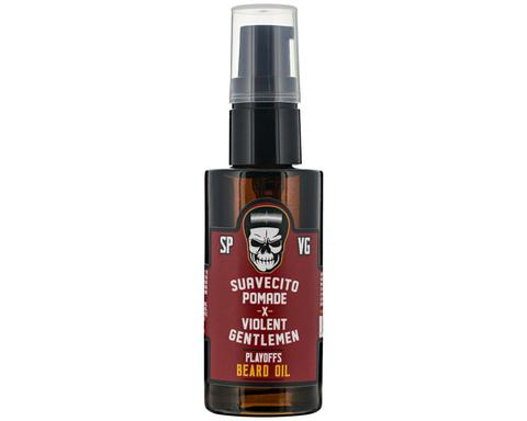 SUAVECITO X VIOLENT GENTLEMEN BEARD OIL