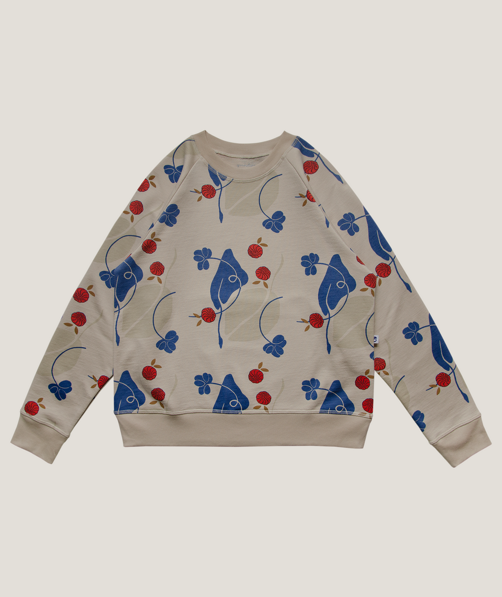 'Lucky' Sweatshirt ADULT - 100% Organic Pima Cotton
