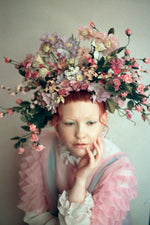 Flower Crown, Headdress, Spring, Forest, May Queen