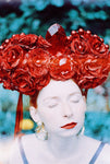 Painting the Roses Red Headdress