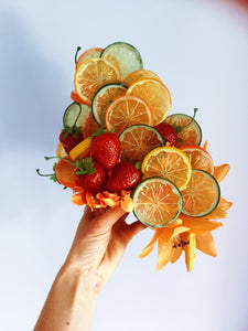 Fruity Carmen Miranda headdress