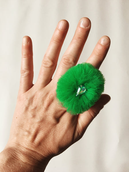 MYO: Tulle Ring and Findings