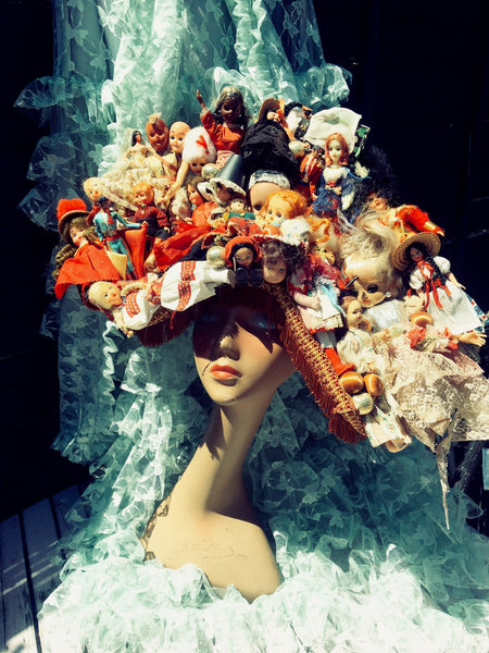 Diversity Dolls Giant OTT Headpiece.