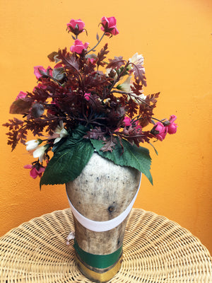 Vintage floral Headdress
