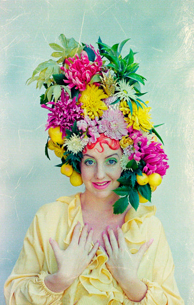 Roll Up Roll Up Retro Raffle: Carmen Miranda Headdress!!!