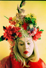 Carmen Miranda inspired Tropical OTT headdress
