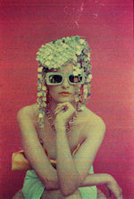 Silver Disco Dancing Queen Headdress