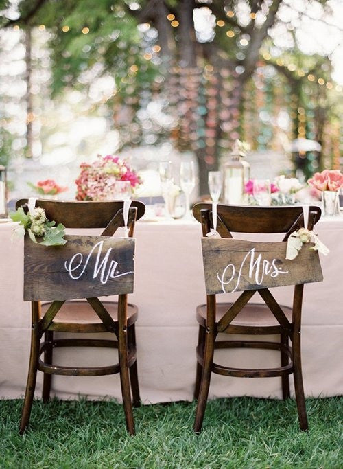 Love is in the Air... Rustic Wedding Gift Guide