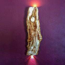 Aspen Geode LED Sconce No. 080