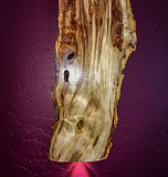 Aspen Geode LED Sconce No. 080 by CrookedWood