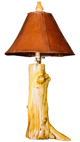 Lodgepole Pine Table Lamp