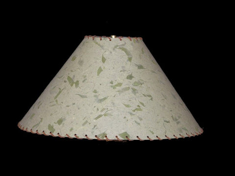 Mint Mango Lamp Shade - CrookedWood - TheCrookedWood